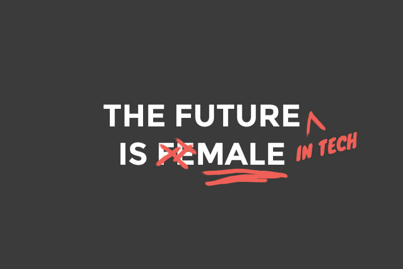 the future is male