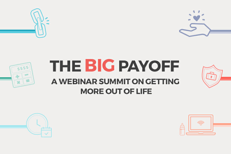 the inspiring women of the big payoff webinar summit