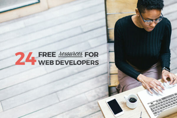 24 Free Resources for Web Developers