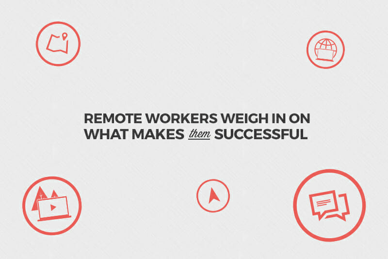 what makes a successful remote worker