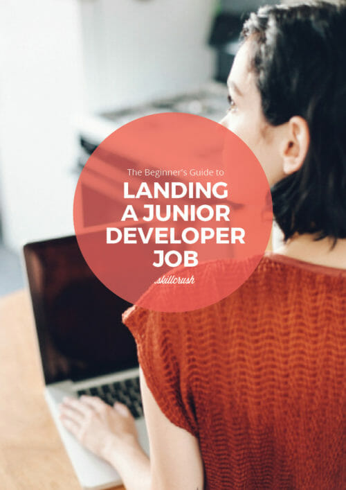 Get Our FREE Guide to Landing a Junior Developer Job