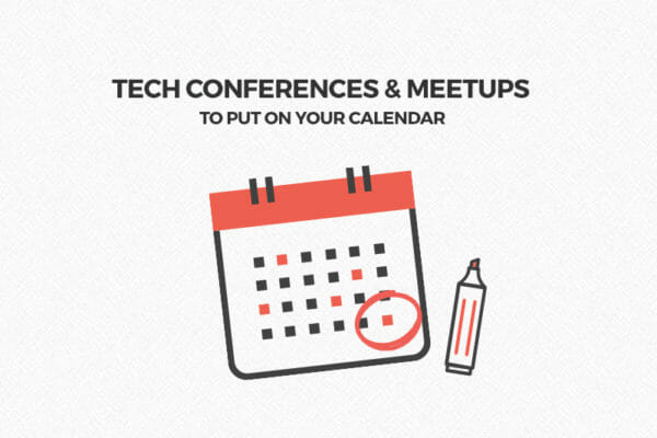 events and meetups for women in tech