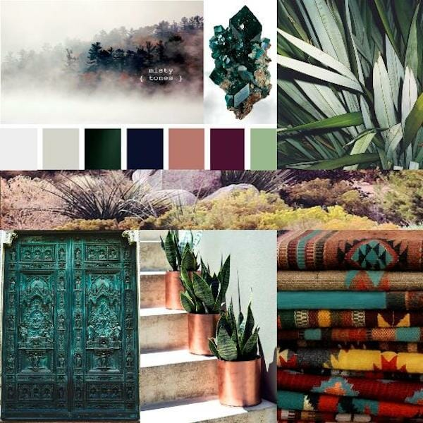Morocco travel moodboard