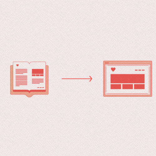 How to Transition From Print Design to Digital Design
