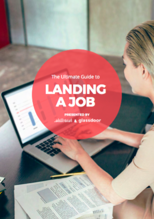 Get our Free Guide to Landing a Job