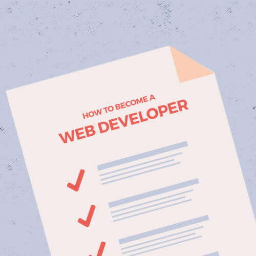 How to Become a Website Developer in Three Basic Steps
