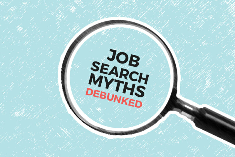 The Job Search Advice You Should Ignore