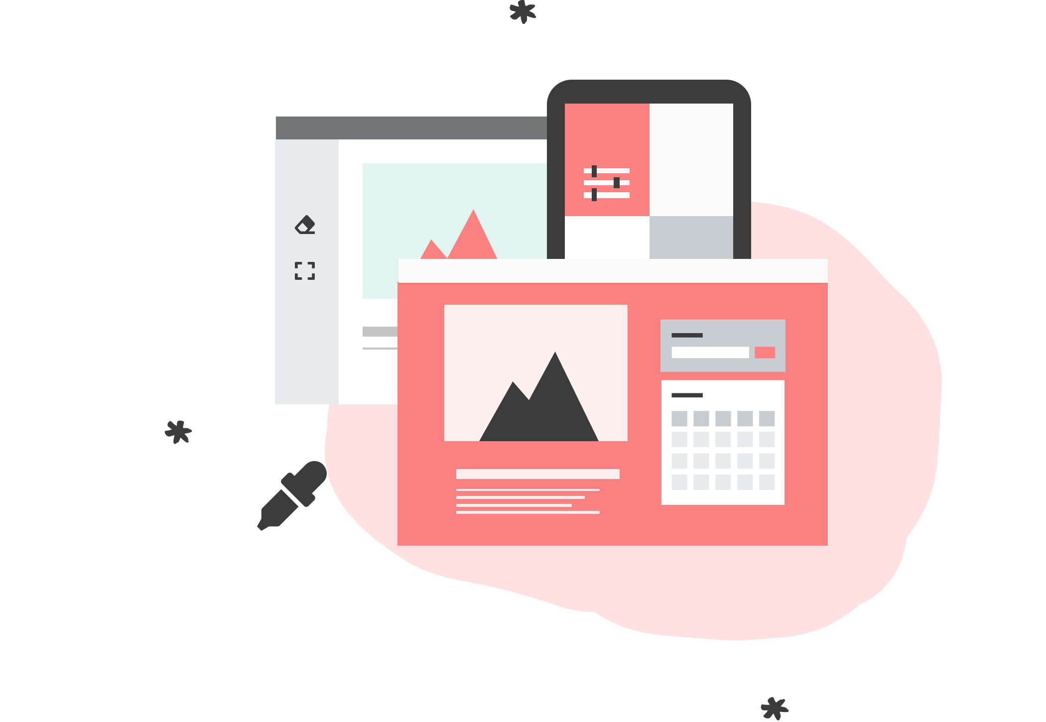 Information Architecture & Prototyping Icon