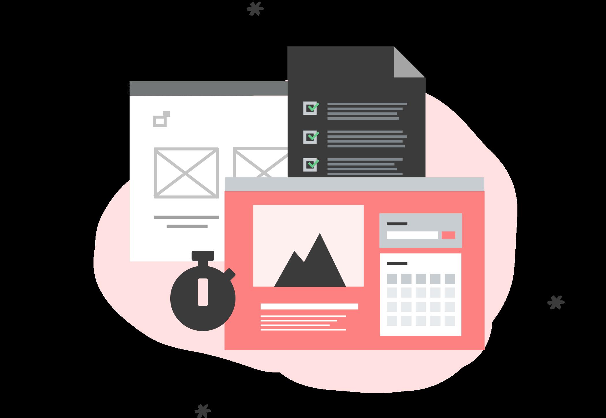User Testing & Iteration Icon