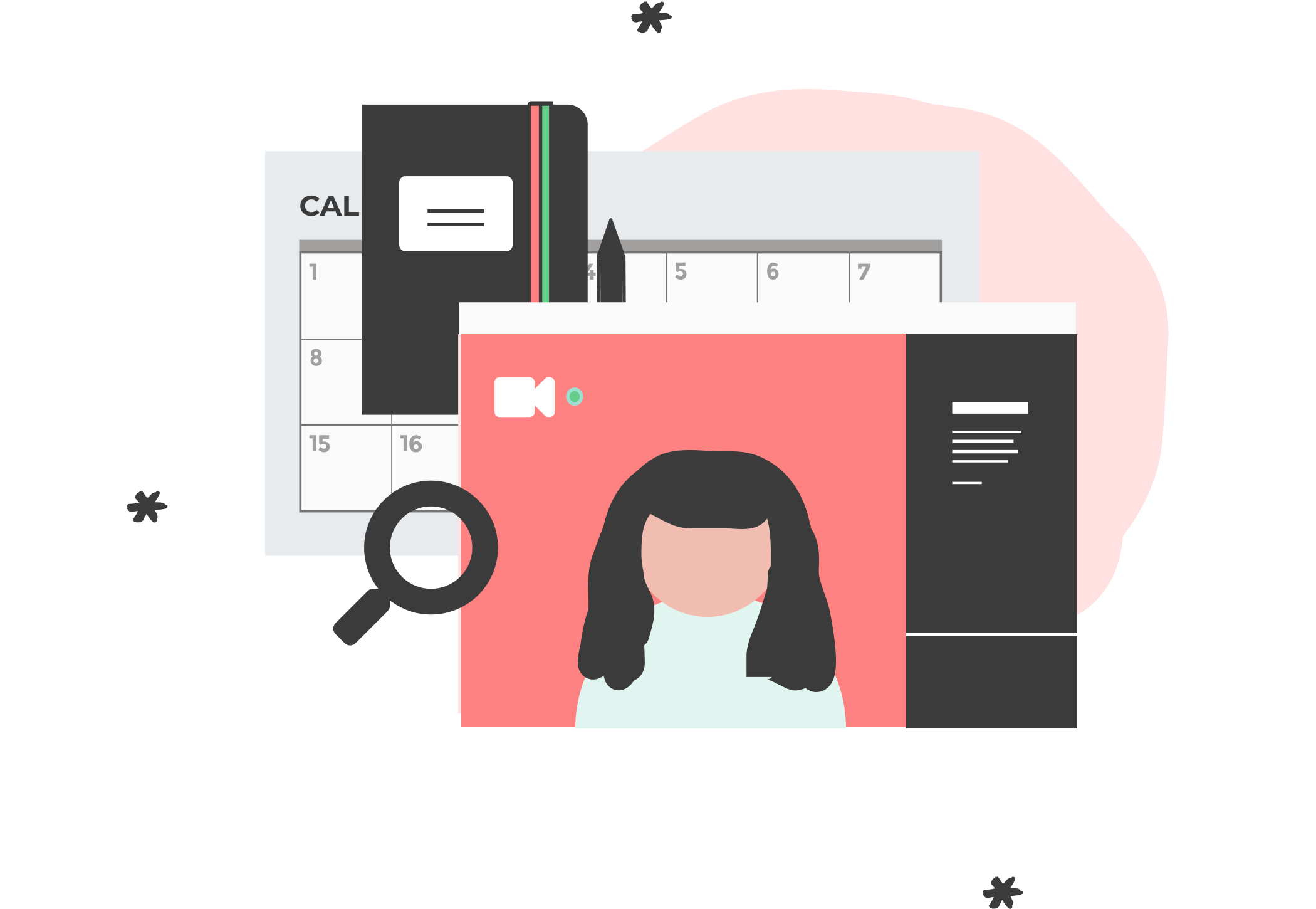 UX Research Icon