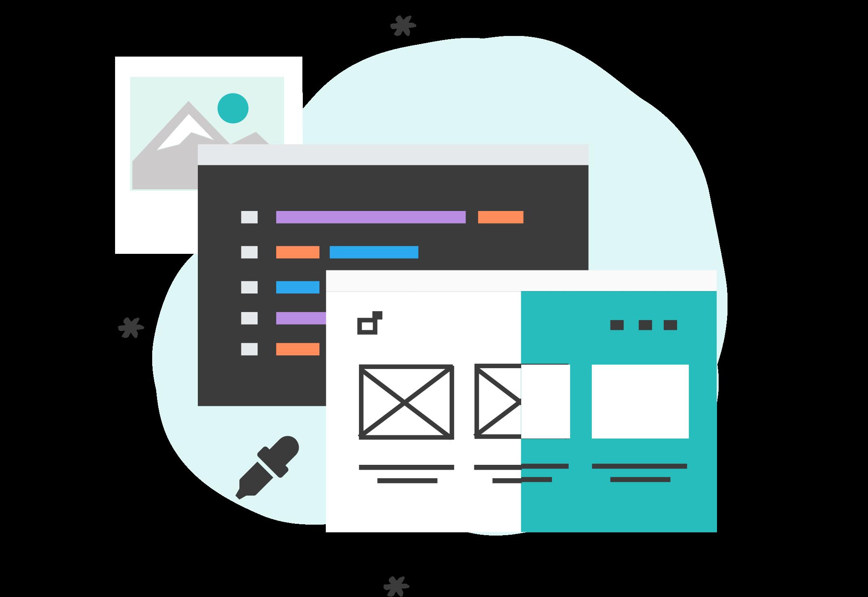 HTML & CSS Icon