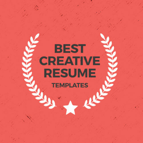 22 of the Best Free Creative Resume Templates for 2019