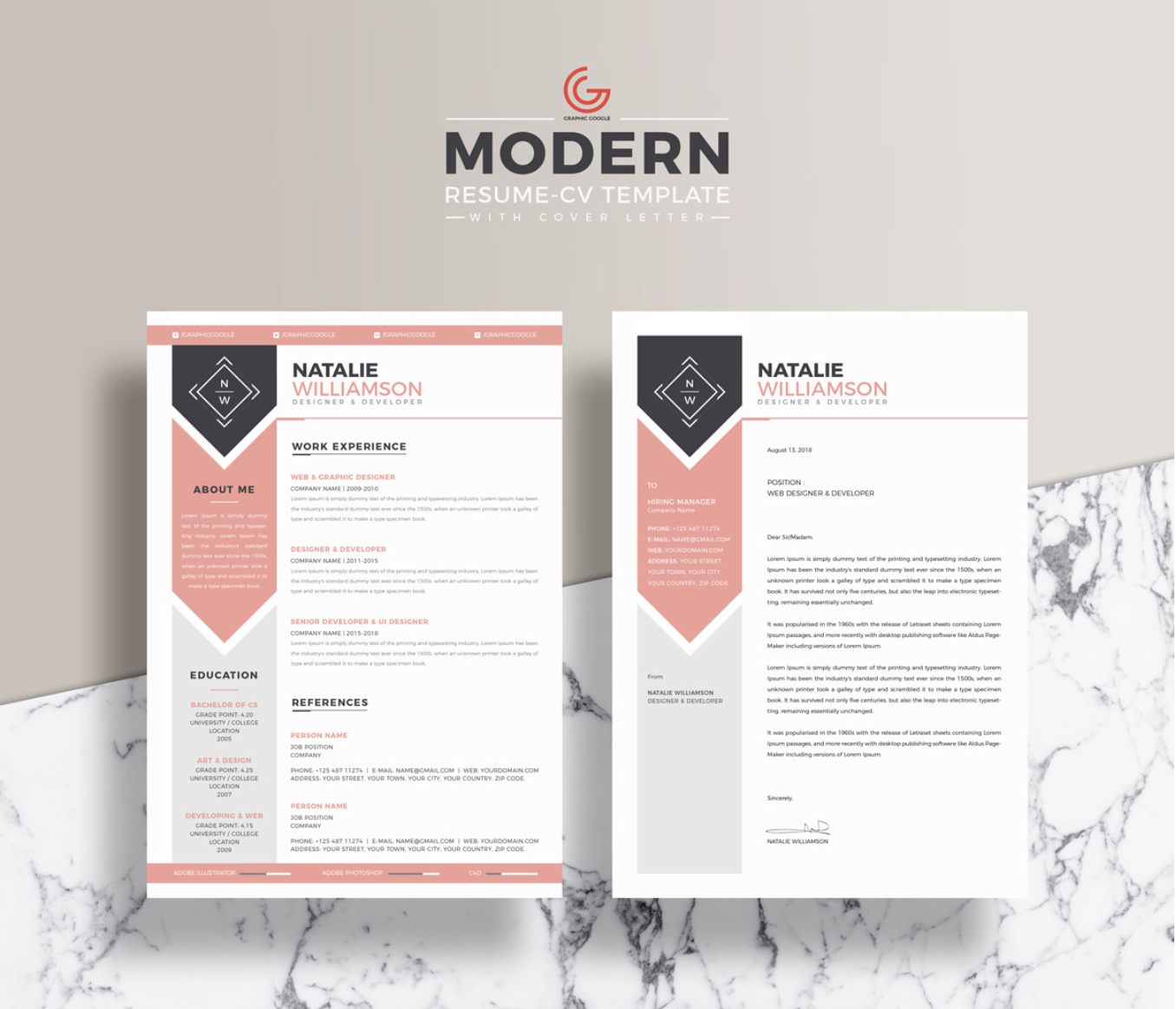 8 Lets Get Modern With This Crisp Clean Design