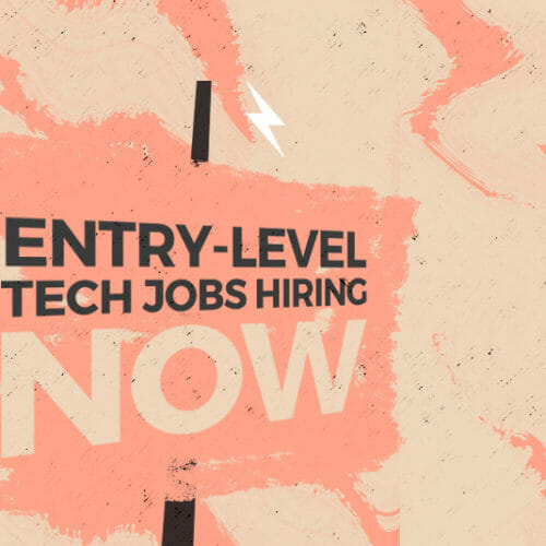 20 Junior and Entry-Level Tech Jobs Hiring NOW