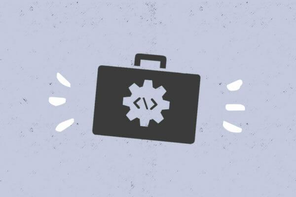 symbol of a web developer portfolio