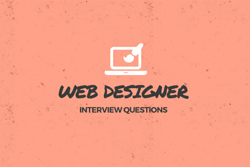 Web Designer Interview Questions