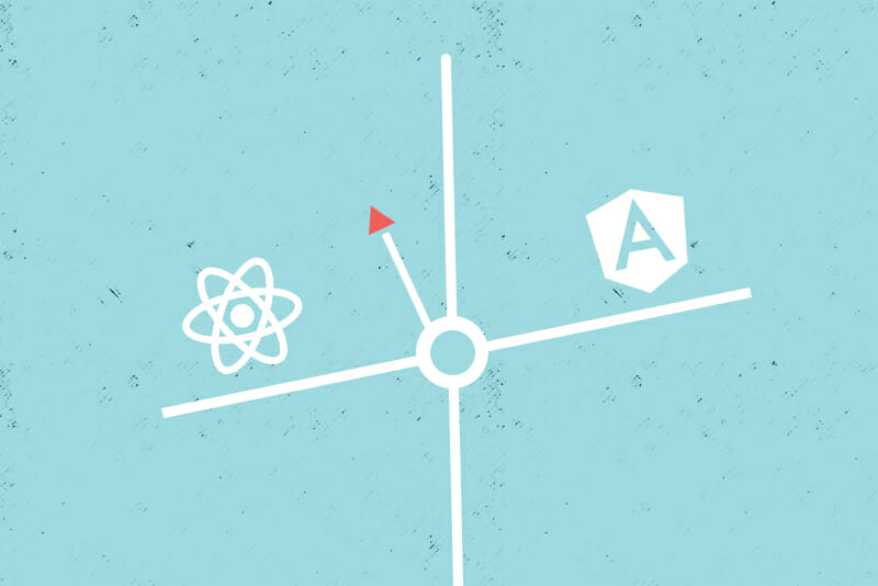 React JS vs Angular