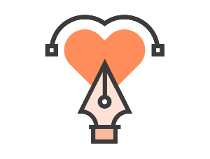 Branding & Logo Design Icon