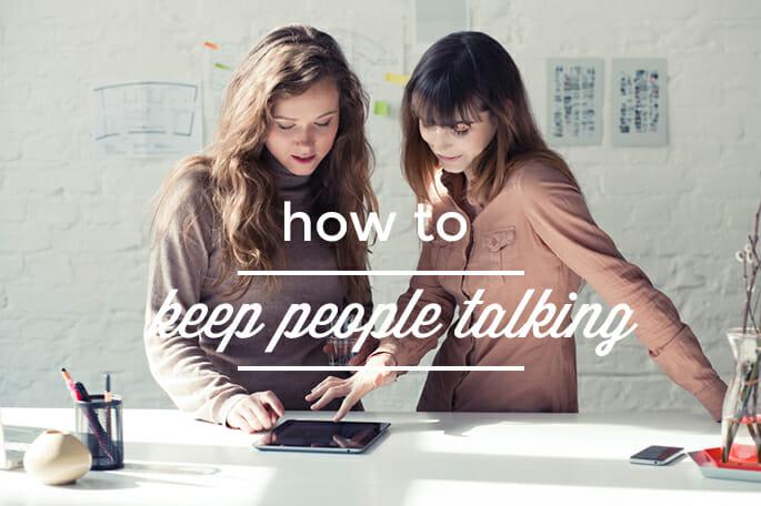 keep-people-talking