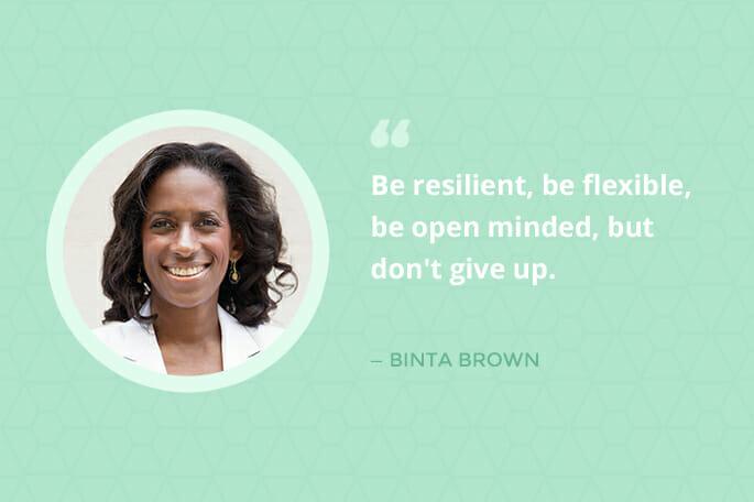 Binta-Brown