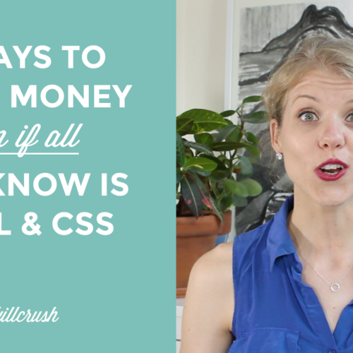 9 Jobs You Are Qualified For If You Only Know HTML & CSS