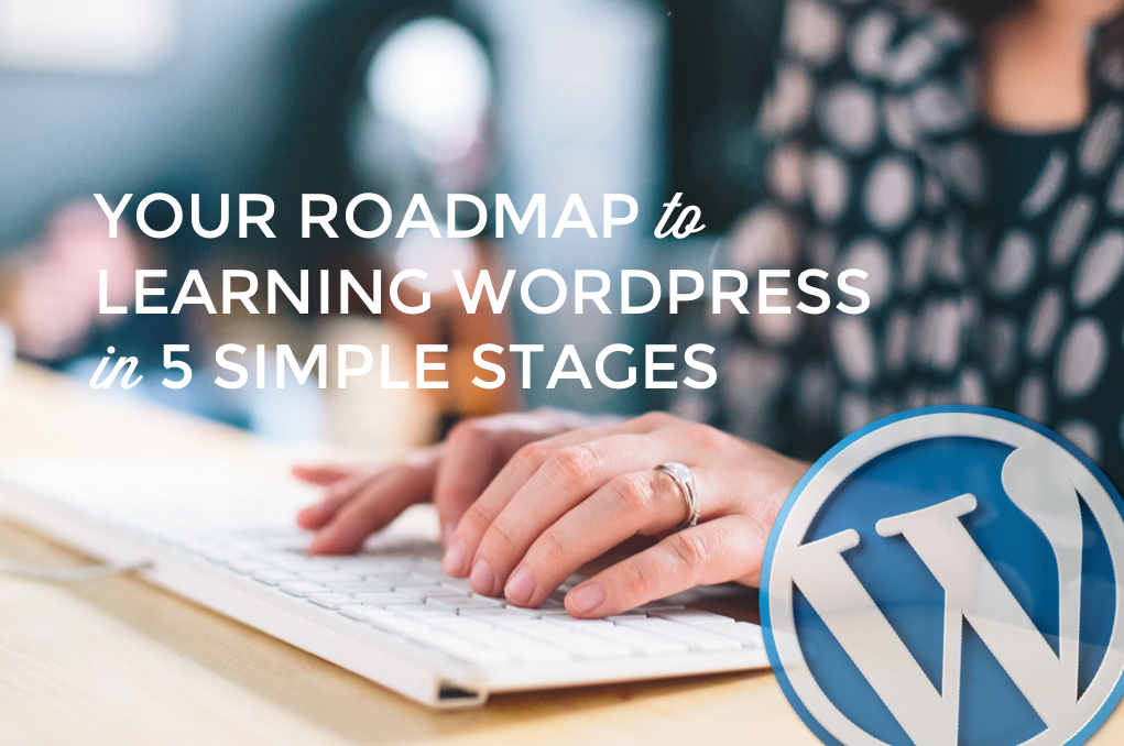 Learn WordPress in 5 stages
