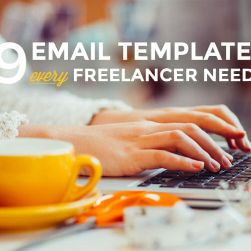9 Free Email Templates to Get You out of Sticky Situations with Clients