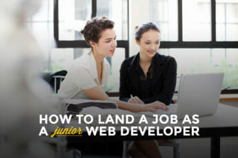 Land a Web Developer Job