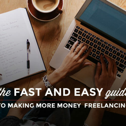 20 Steps to Making More Money Freelancing in Just 1 Month