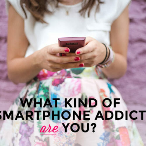 Quiz: What kind of smartphone addict are you?