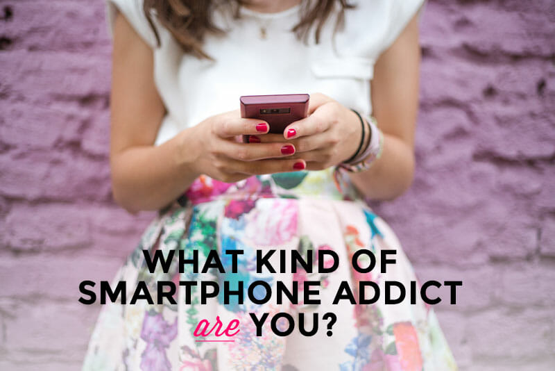 Smartphone Addict Quiz