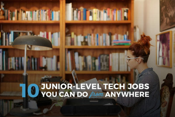 10 High-Paying Remote Tech Jobs YOU Are Qualified For
