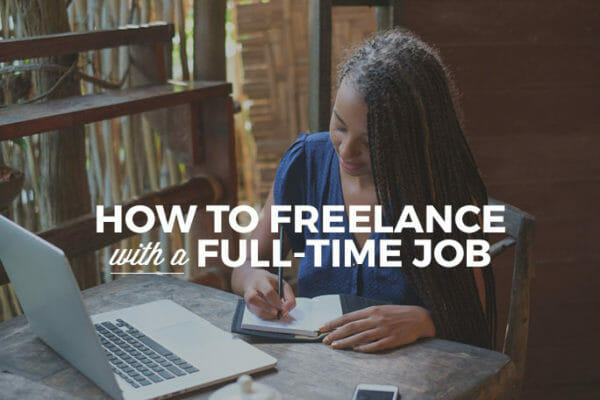 Freelance with Full-Time Job