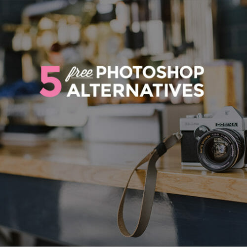 5 Totally Free Photoshop Alternatives