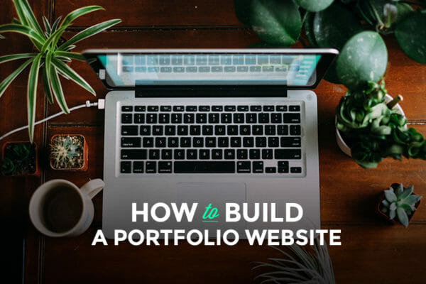 Build a Portfolio Website