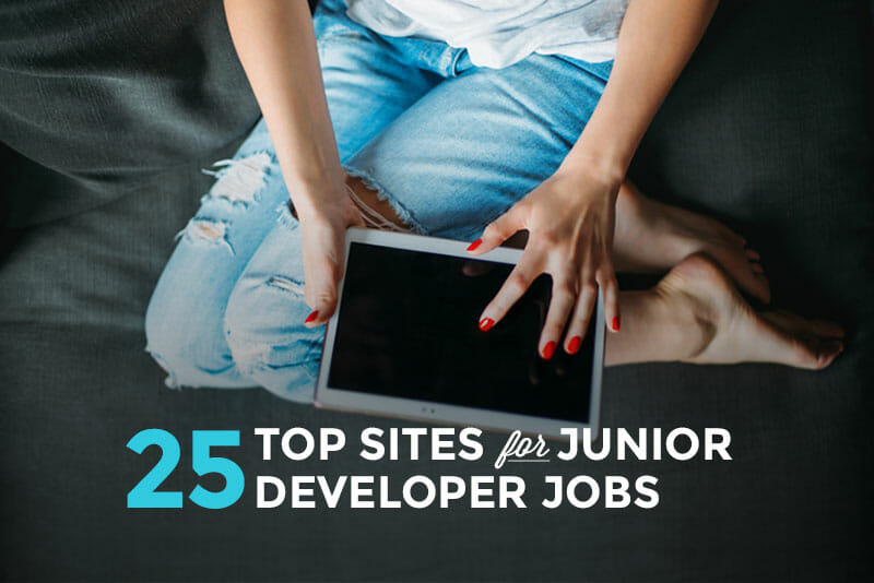 25 Best Job Sites for Finding Your First Developer Job