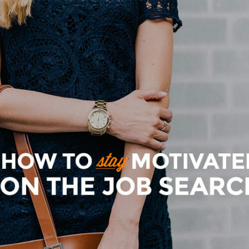 7 Secrets to Keeping Your Spirits Up During Your Job Search