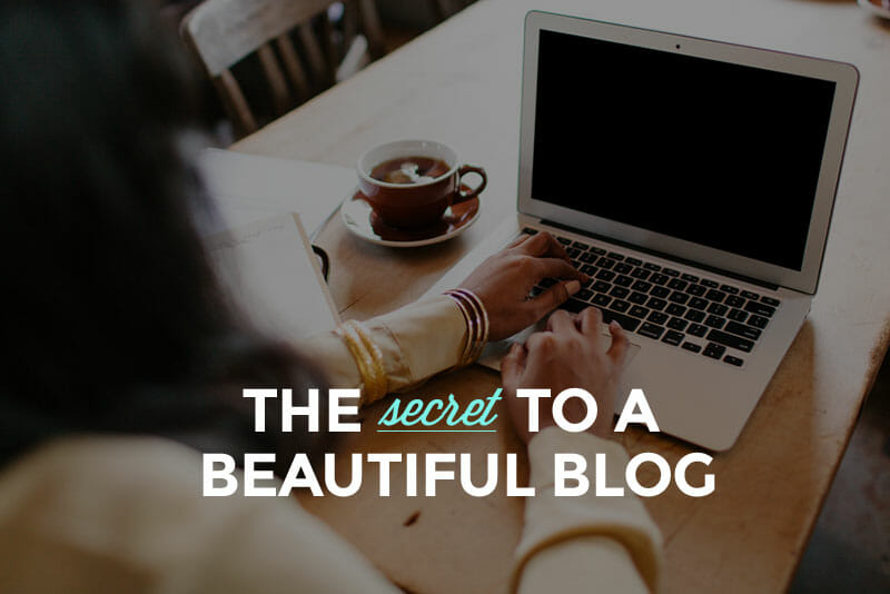 The Secret to a Beautiful Blog - Skillcrush