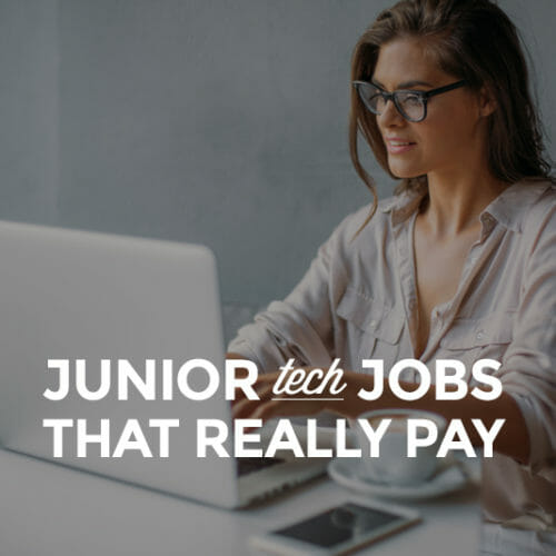 9 High-Paying Junior Developer Jobs That Can Be Yours