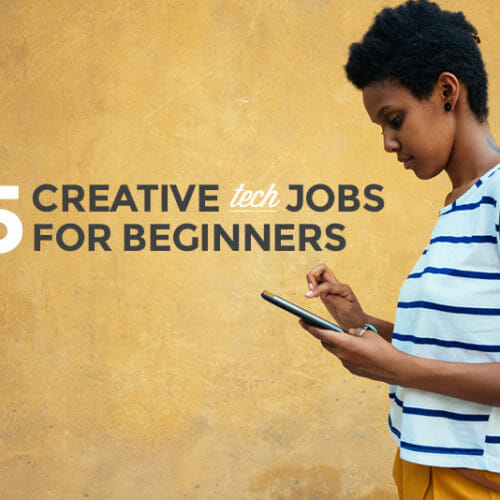 5 Tech Jobs for Creatives (That Will Actually Make You Happy)