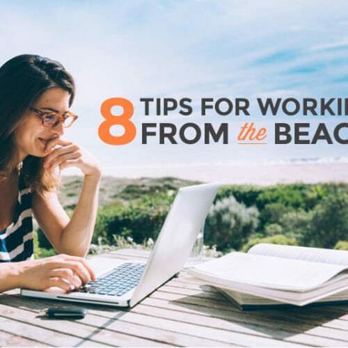 How to Spend Half Your Time on Vacation without Getting Fired