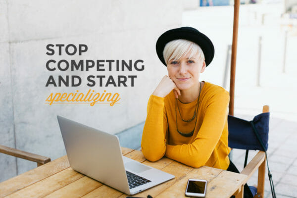 Find Your Specialty Today If You Want To Compete In Tech