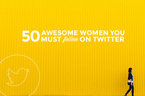 50 Female Tech Influencers You Need To Follow on Twitter