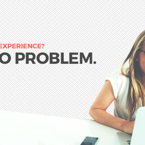 No work experience? You can get your first tech job without it!