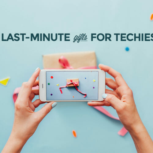 53 Last-Minute Gifts for Techies