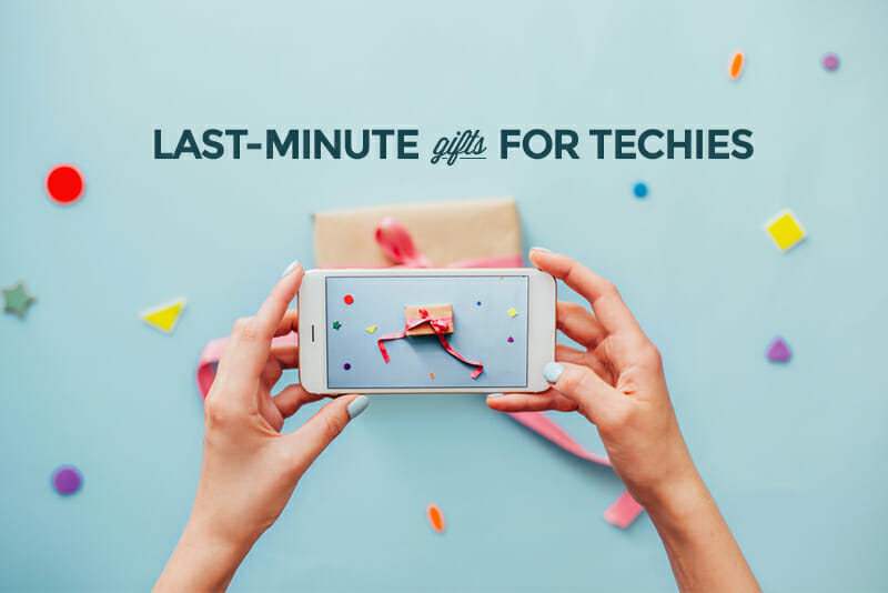 52 Last-Minute Gifts for Techies