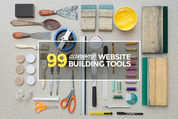 99 freebies to help you build awesome websites