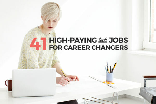 41 Real Jobs You Can Get if You're New to Tech