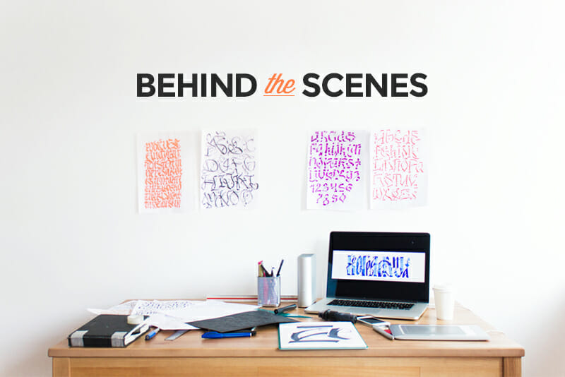 Take a Peek Behind the Scenes of our Web Designer Blueprint