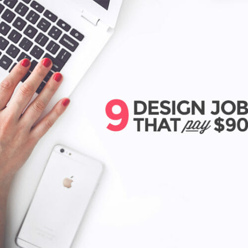 Forget the Starving Artist: 9 Jobs for Creatives that Make Great Money